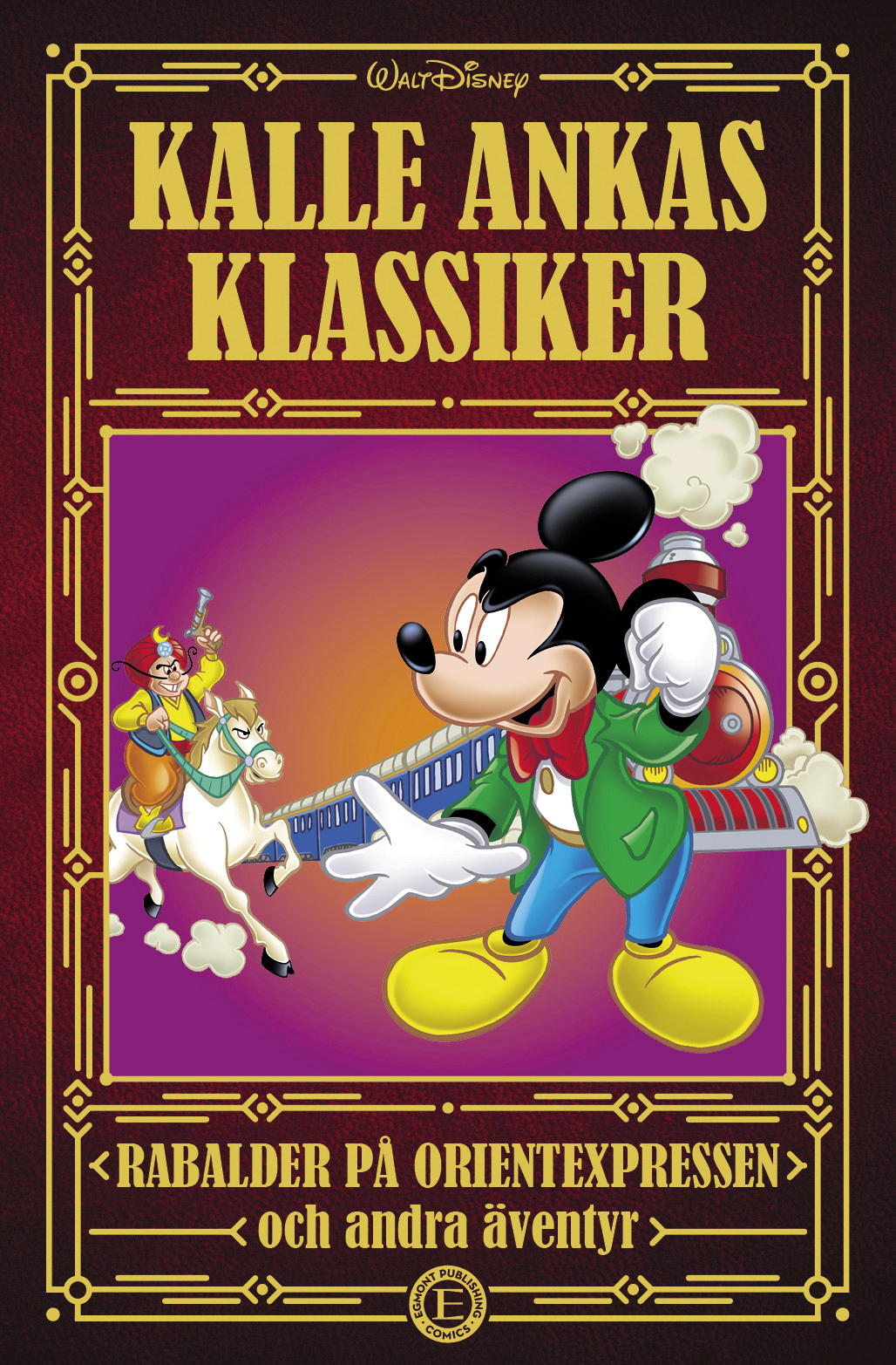KA Klassiker 6: Rabalder på Orientexpressen