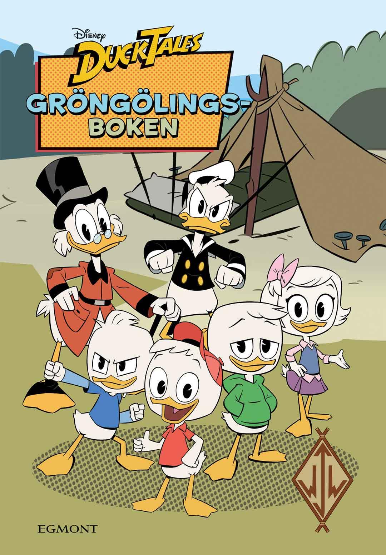 Ducktales gröngölingsbok