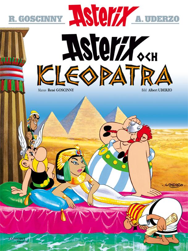 Asterix 2: Asterix och Kleopatra