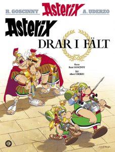 Asterix 6: Asterix drar i fält