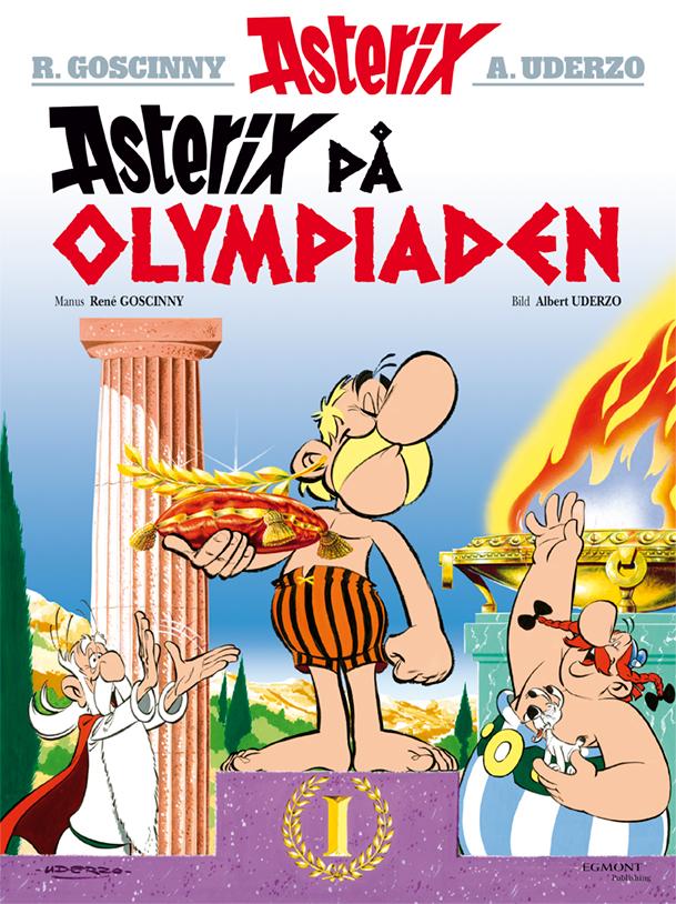 Asterix 8: Asterix på Olympiaden