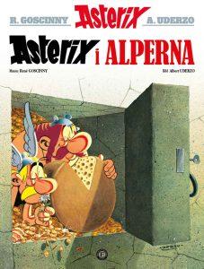 Asterix Nr.16 - Asterix i alperna