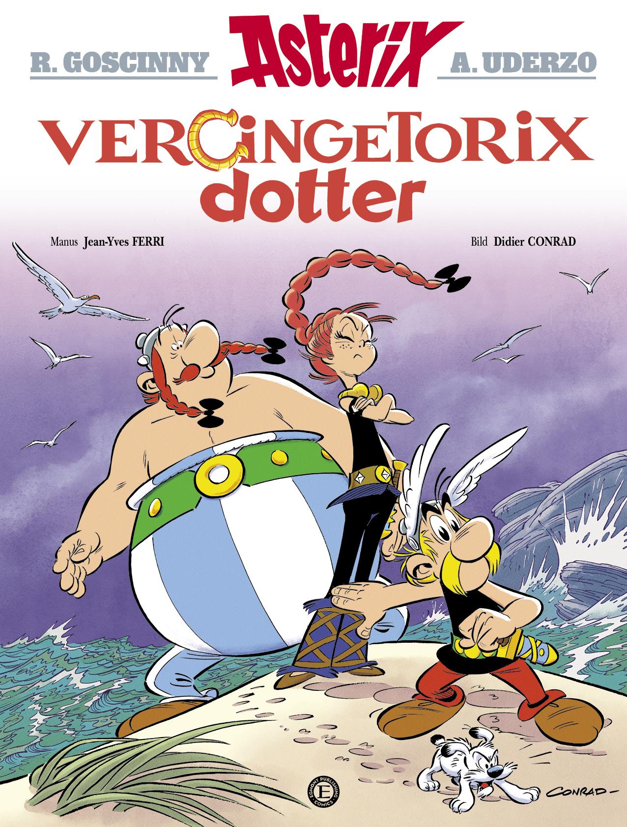 Asterix 38: Vercingetorix dotter
