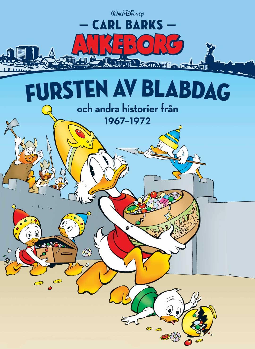Carl Barks Ankeborg 29