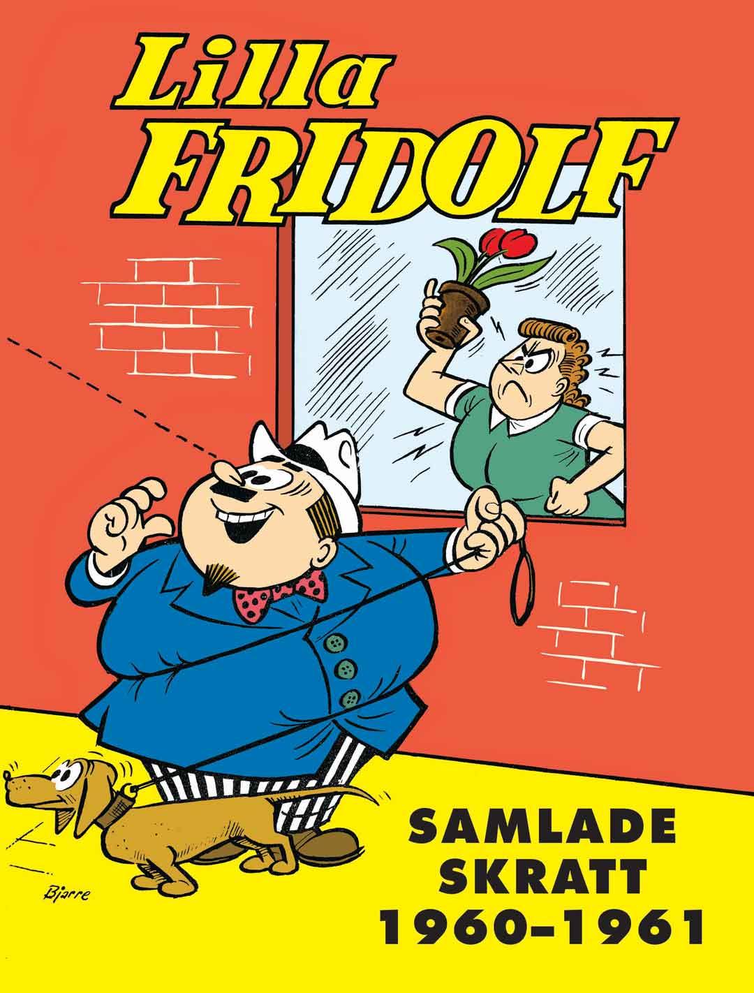 LILLA FRIDOLF: SAMLADE SKRATT 1960-1961