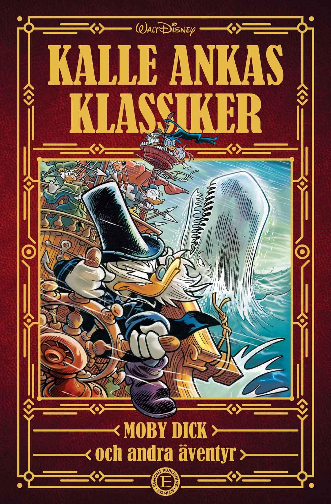 Kalle Ankas Klassiker 1: Moby Dick