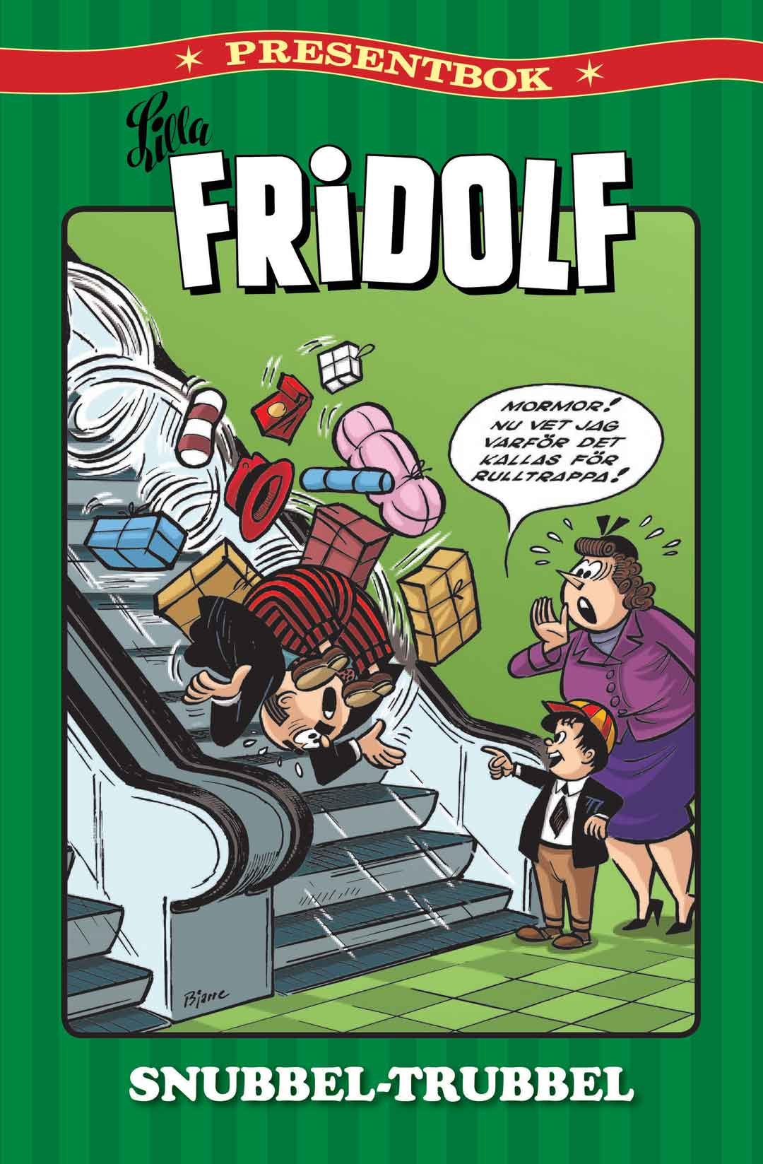 Lilla Fridolf Presentbok 2020