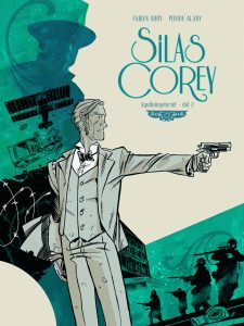Silas Corey: Aquilamysteriet - del 2