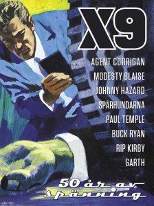 Agent X9 - 50 år av spänning
