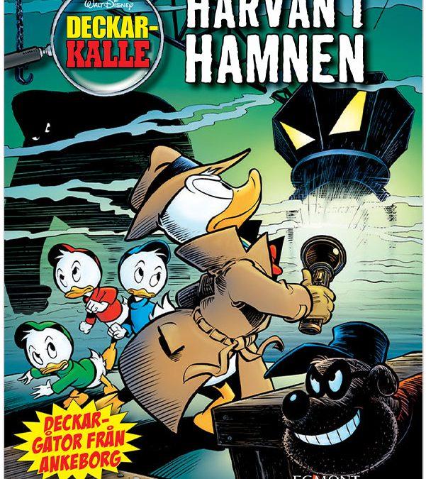 Deckar Kalle – Härvan i hamnen