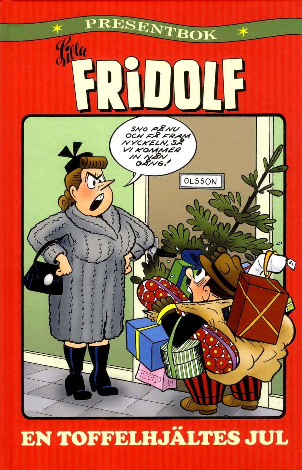 Lilla Fridolf: En toffelhjältes jul